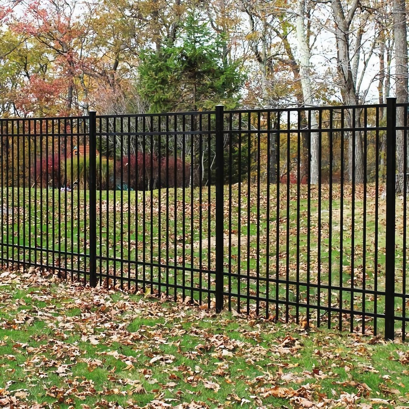 металлический забор тверь
